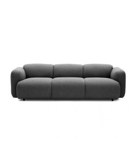 Otto 三人座 布沙發
