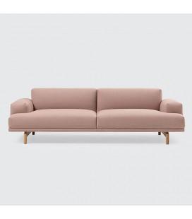 Albert 三人座 布沙發