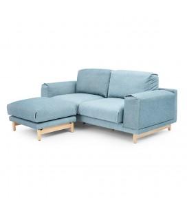 Alvin 兩人座 布沙發