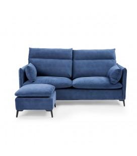Bonnie 兩人座 布沙發