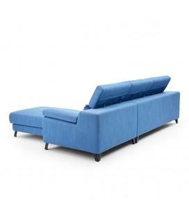 Fion L型 功能布沙發