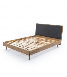 Sean 相思木床架