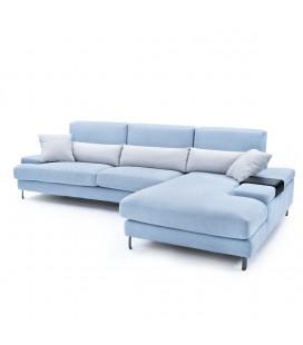 Lynn多功能布沙發