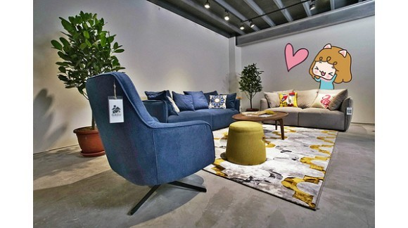 揮別短暫情人IKEA,買張GAGU沙發
