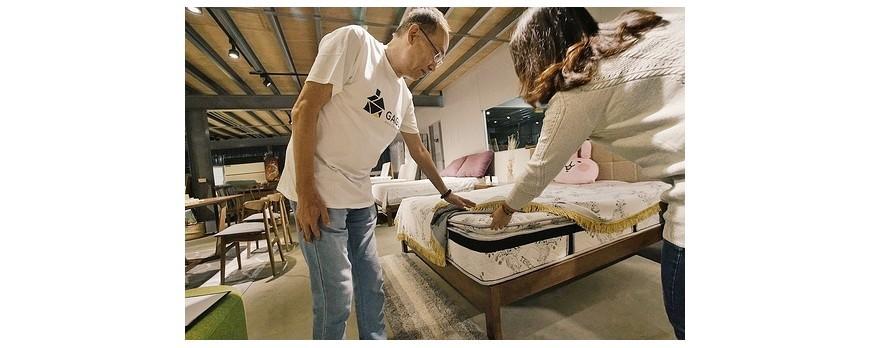 家具業郭台銘!35年家具工廠教你如何挑床墊!