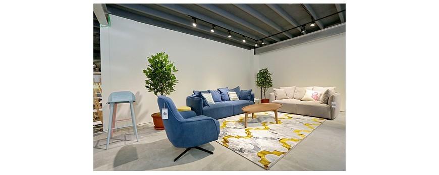真的太佛啦... GAGU北歐家具工廠 沙發好好看 床墊超划算